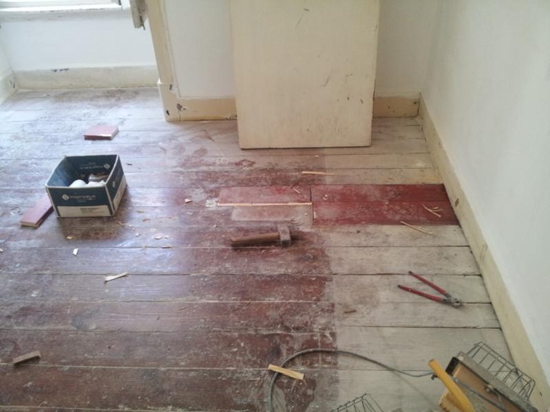 Remodelação Apartamento Campolide