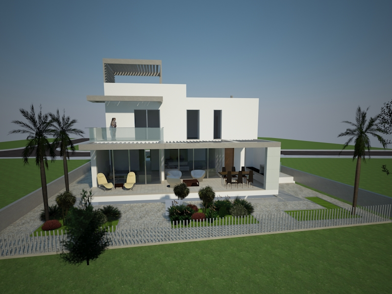 LG HOUSE – LOURDES AND GREGORY HOUSE – JARDINS DO GOLFE – VILAMOURA